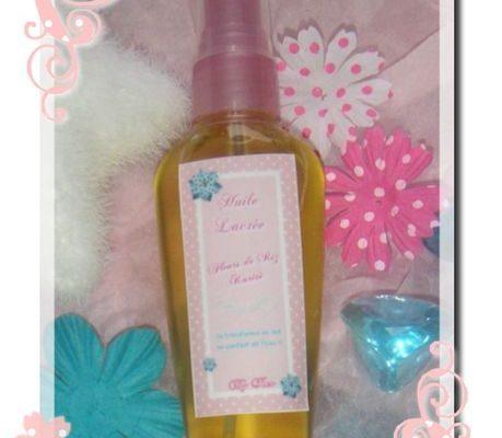 recette cheveux diy huile rincable
