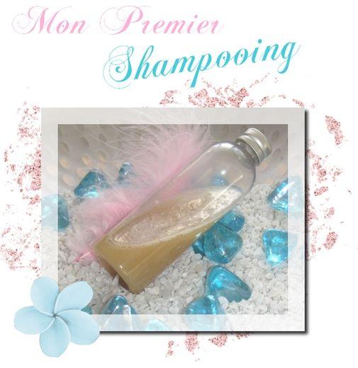 recette shampoing fait maison DIY