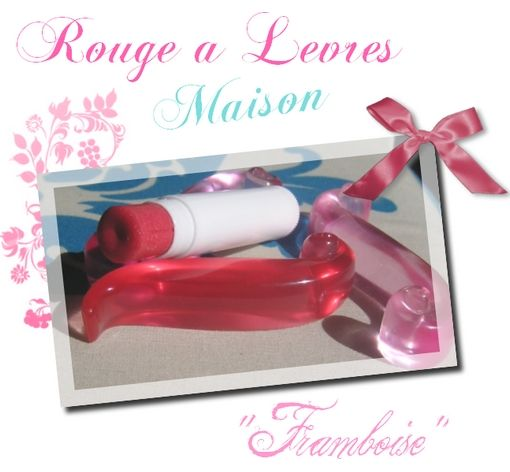 soin lèvres maison