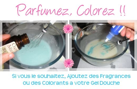 diy comment faire un gel douche ou un shampoing maison en images by reo. Black Bedroom Furniture Sets. Home Design Ideas