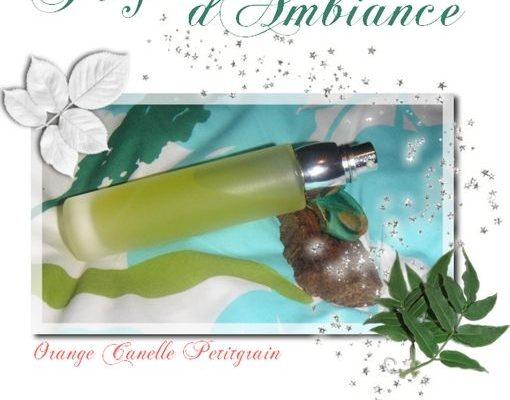 parfum maison produits naturels