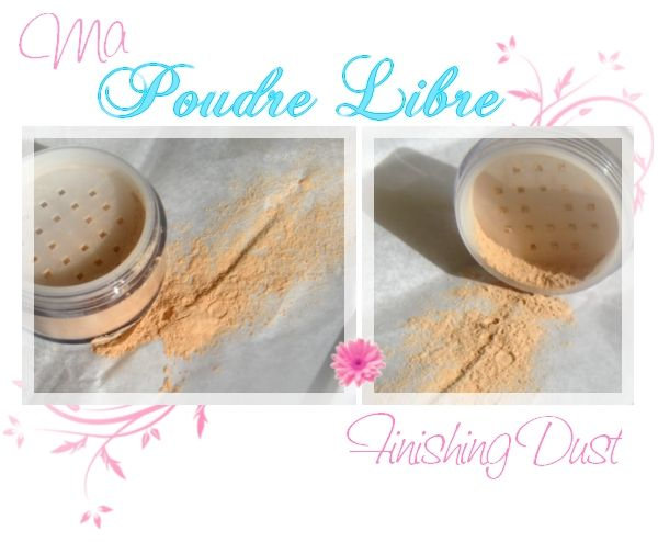 Maquillage Maison Poudre Libre Finishing Dust By Reo