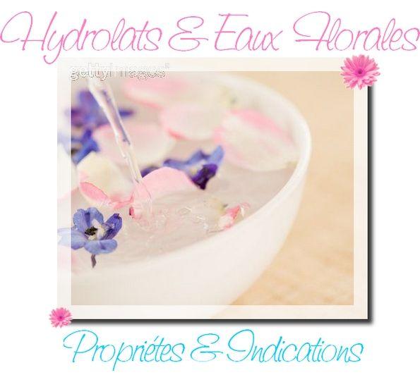 Hydrolat utilisation recette maison cosmétiques