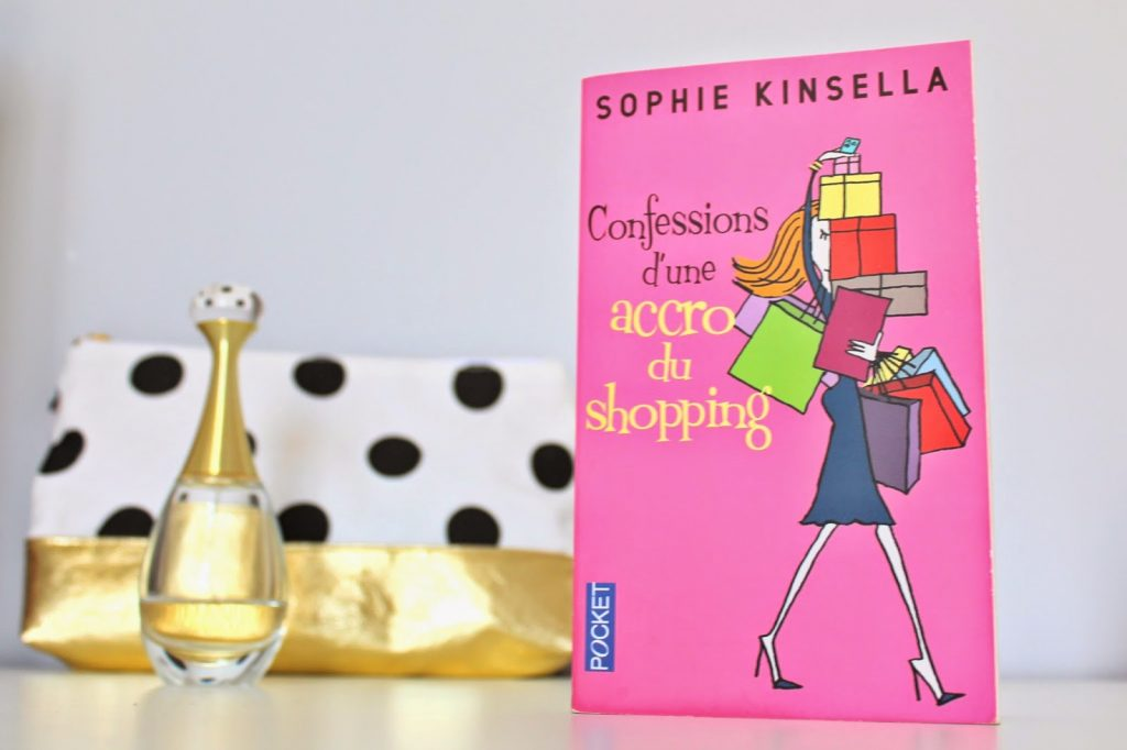 confessions accro shopping lecture blog beaute