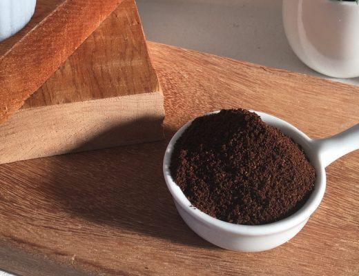 diy recette maison gommage masque marc cafe