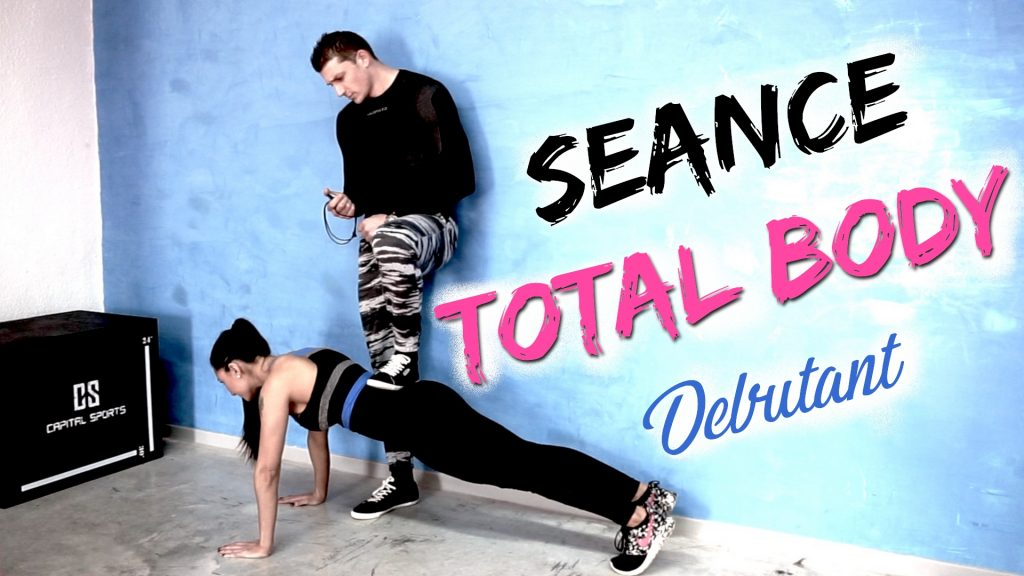 blog fitness sport seance training debutant