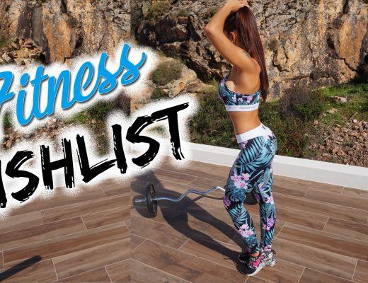 Fitness wishlist