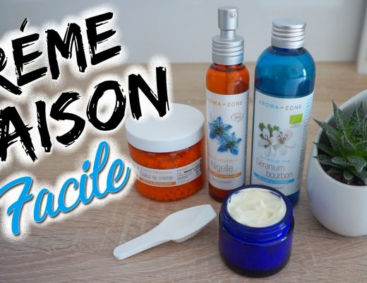 dis comment faire sa crème maison cosmétiques by reo
