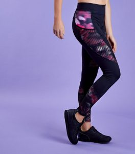 pink-mesh-floral-print-panel-sports-leggings-