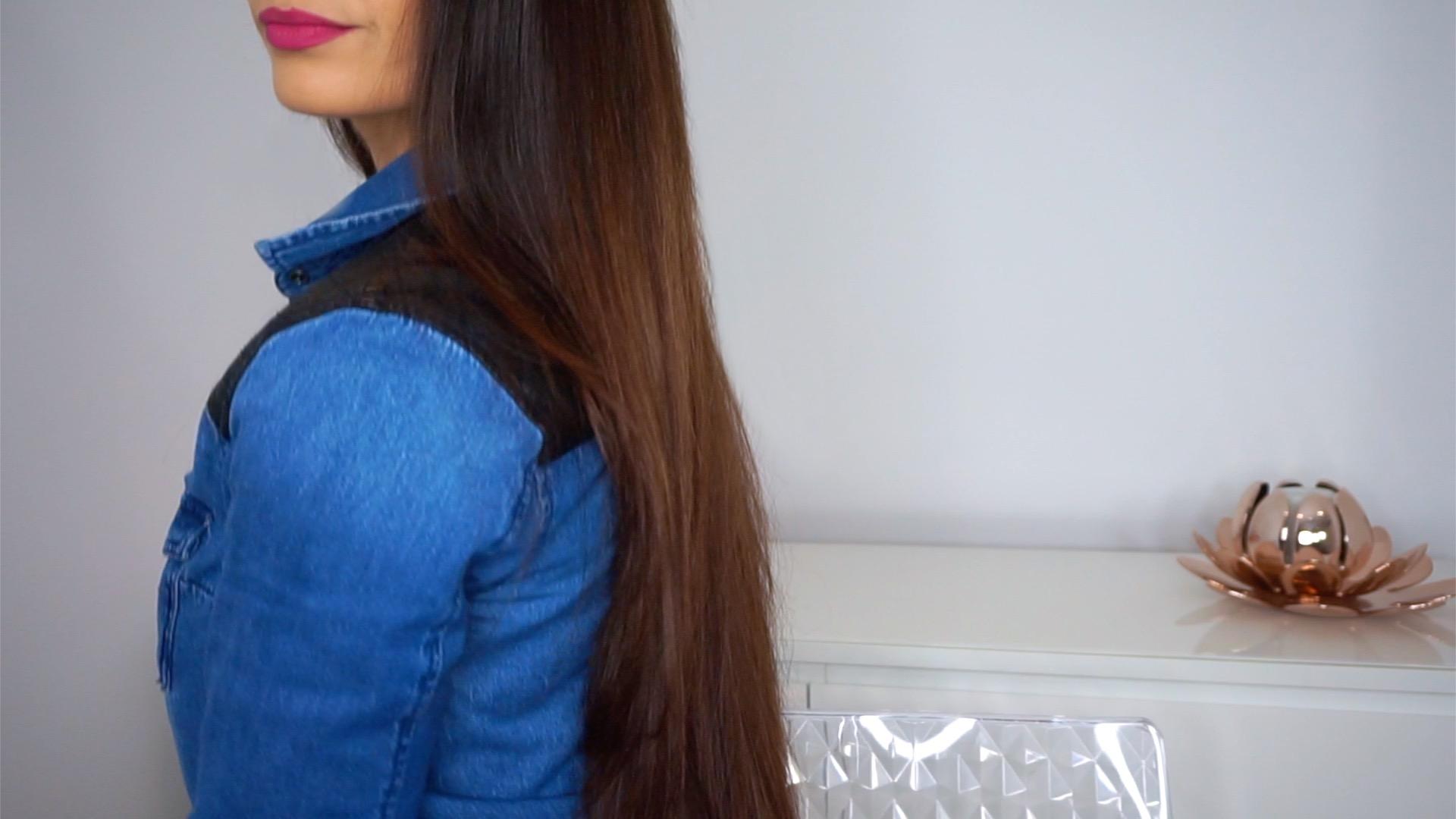 Organic shop lhuile pour les bouts des cheveu space girls