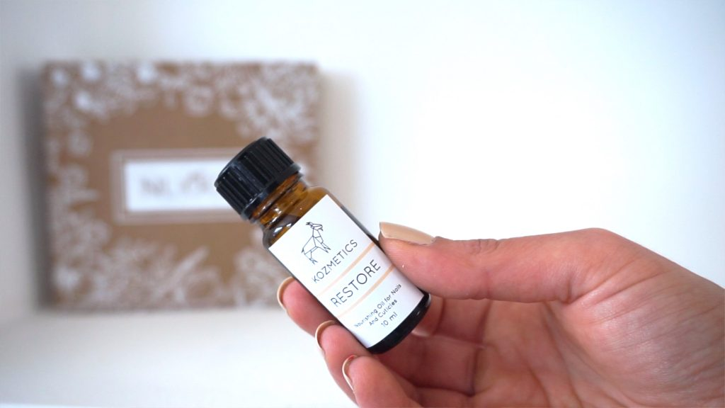 huile utiles restore kozmetic