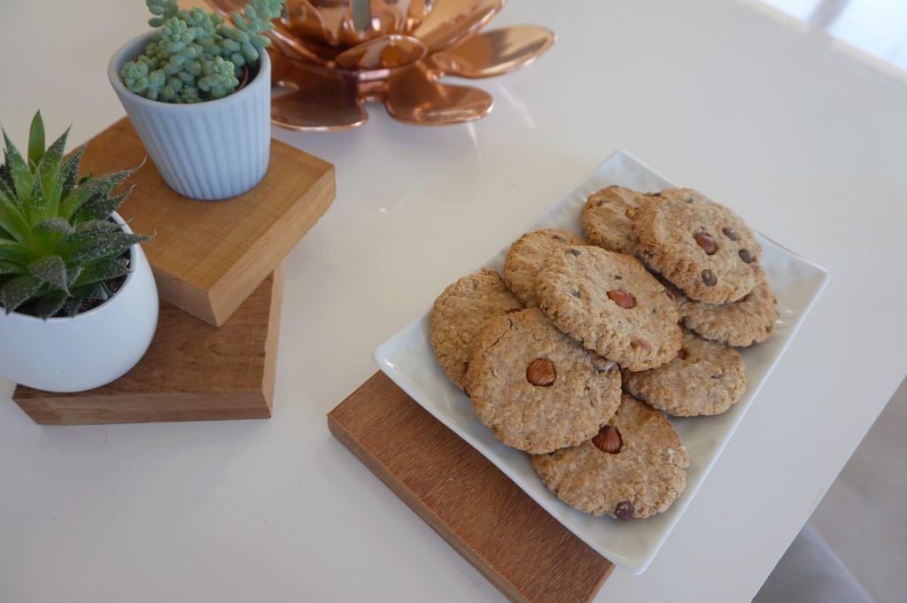 Cookies Noisettes 4