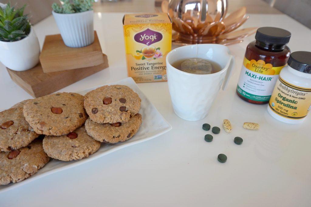 Cookies noisettes 3