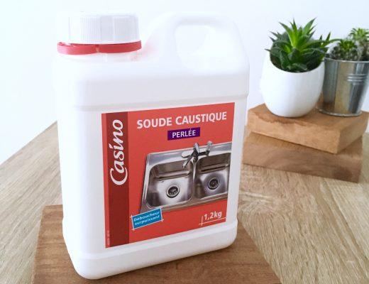 quelle soude utiliser savon maison saponification a froid