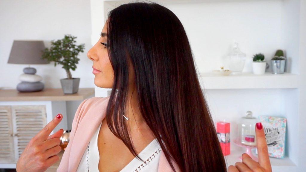 Fixer la couleur des cheveux
