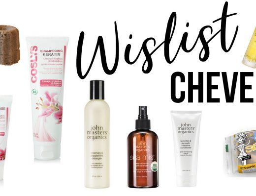produits must have cheveux secs abimés blog conseil au naturel