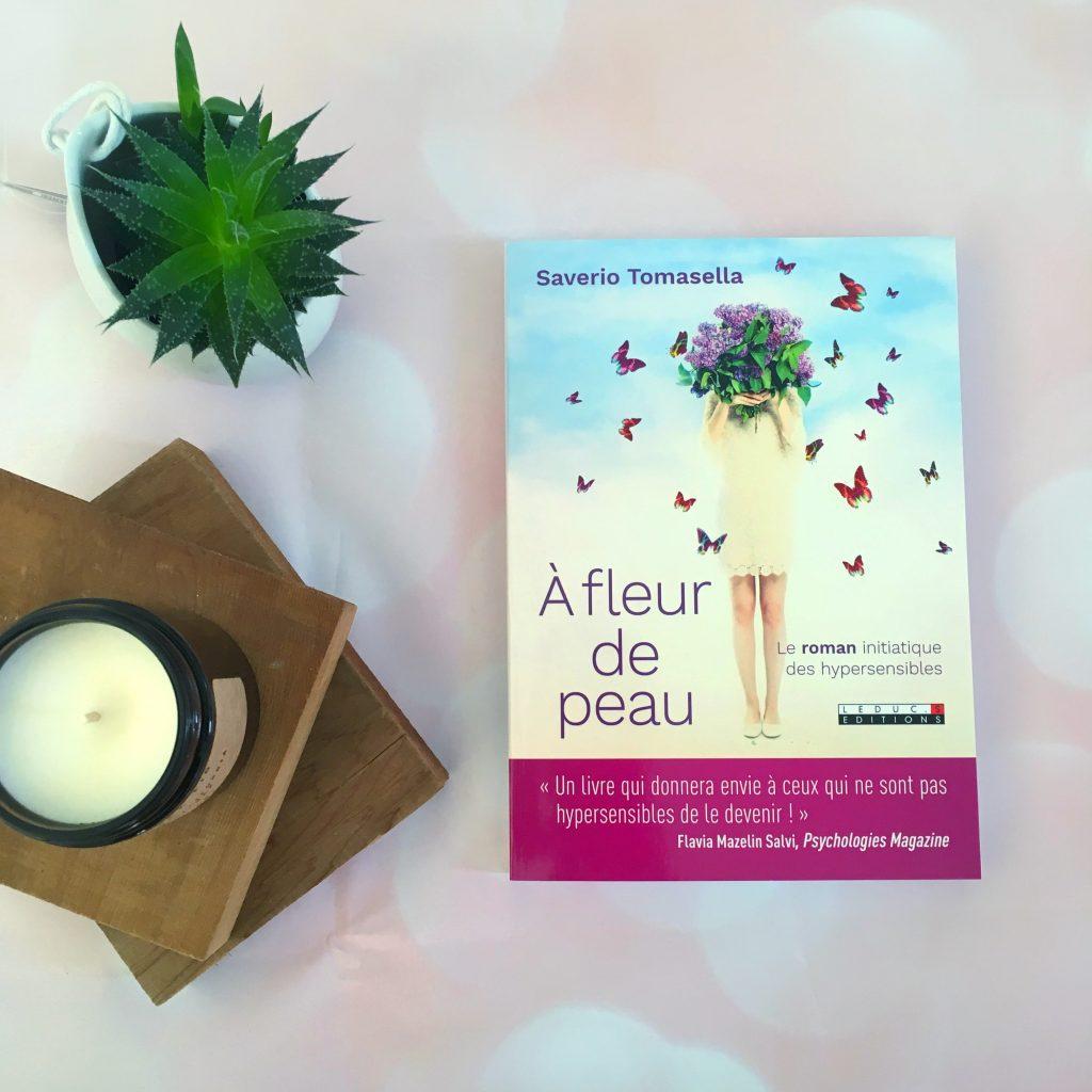 lecture livre a fleur de peau avis byreo blog