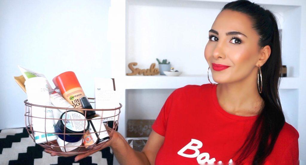 produits termines blog beauté cheveux acne severe peau grasse