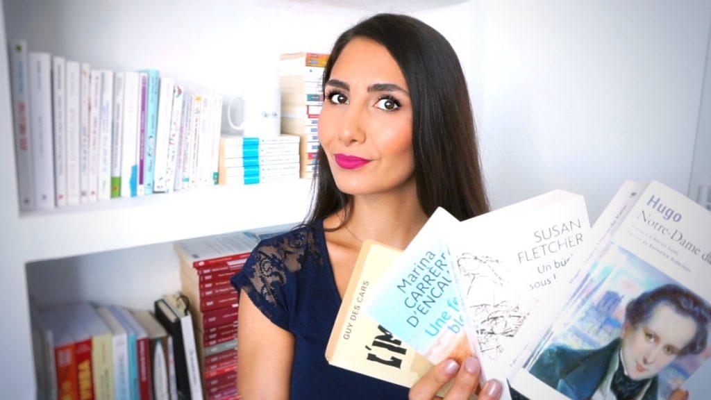 booktuber français avis conseil lecture