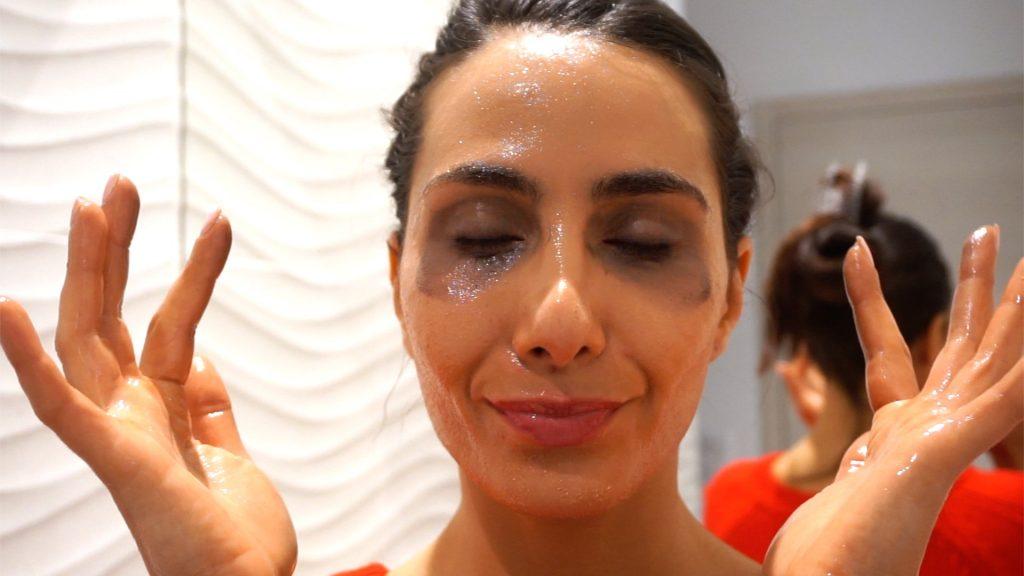double nettoyage bien demaquiller nettoyer sa peau