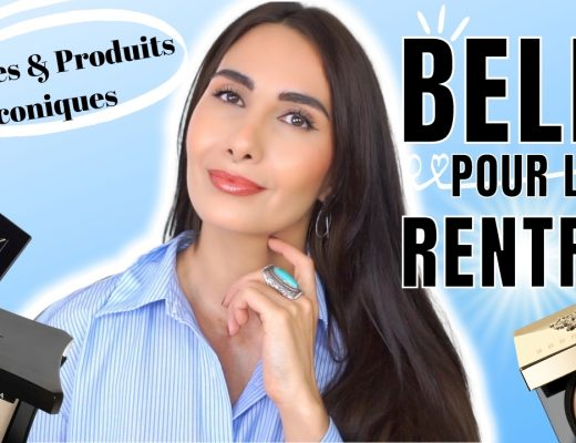 astuces maquillage rentrée travail maquillage facile byreo